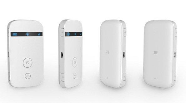 WiFi роутер 3G/4G модем ZTE MF90 для Киевстар, Vodafone, Lifecell