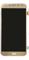 Дисплей (экран) для Samsung J400F Galaxy J4 (2018) + тачскрин, золотистый, с регулировкой яркости,TFT, копия