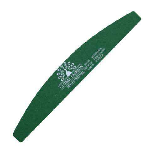 Пилочка для нігтів 100/100 Зелена Корея