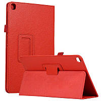 "Чехол книжка для Samsung Galaxy Tab S5e 10.5"" SM-T720 SM-T725 2019 TTX Leather Book Case Красный"