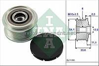Механизм свободного хода генератора FORD, CITROEN (производство Ina) (арт. 535 0059 10), ADHZX