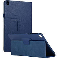 "Чехол книжка для Samsung Galaxy Tab S5e 10.5"" SM-T720 SM-T725 2019 TTX Leather Book Case Синий"