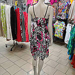 Сарафан летний из стрейч атласа 200 грн, фото 3