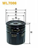 Фильтр масляный CITROEN WL7086/OP540/1 (производство WIX-Filtron) (арт. WL7086), AAHZX