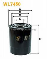 Фильтр масляный WL7450/OP632/7 (производство WIX-Filtron) (арт. WL7450), AAHZX