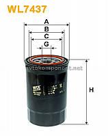 Фильтр масляный WL7437/OP632/6 (производство WIX-Filtron) (арт. WL7437), AAHZX