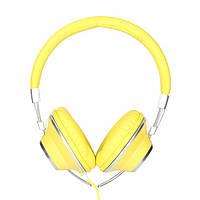 Наушники-гарнитура HAVIT HV-H2172D, yellow