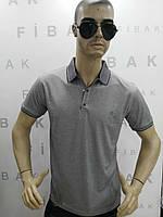 Мужская летняя футболка. Размеры XXL- 5XL
