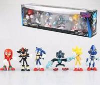 Super Sonic, игрушка соник , второе поколение в подарочной коробке, фото 1