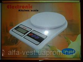 Весы кухонные ELECTRONIC - 5 кг