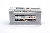 Аккумулятор  110Ah-12v BOSCH (S5015) (393x175x190),R,EN920 (арт. 0092S50150), AHHZX