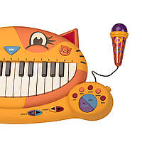 Музыкальная игрушка Котофон детское пианино Battat BX1025Z