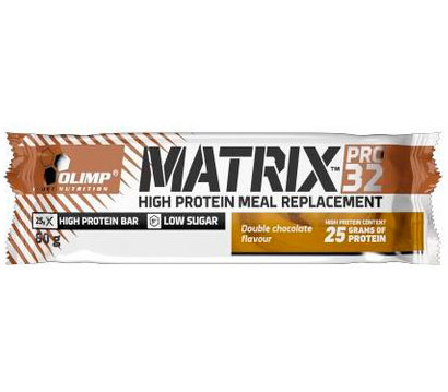 Протеиновый батончики Olimp Matrix Pro 32 Bar 80g (шоколад и арахисовое масло)
