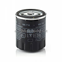 Фильтр топливный (производство MANN) (арт. WK716), AAHZX