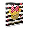 Щоденник шкільний інтегральний (укр.) Minnie gold 911120