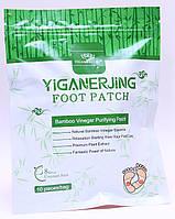 Пластир на стопи від токсинів Yiganerjing Foot Patch Detox, 10шт. упаковка (5 пар), фото 1