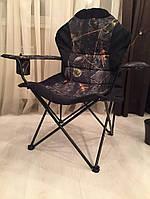 Стул - кресло раскладной Рыбак люкс для рыбалки и отдыха
