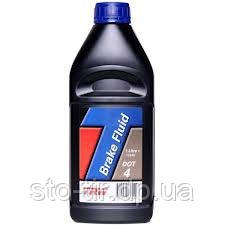 Жидкость тормозная TRW pfb401 Dot-4 1Л