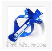 Флягодержатель пластиковый легкий (синий), фото 3