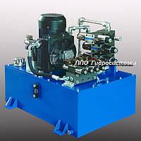 Маслостанция (гидросиловая установка) слипформера