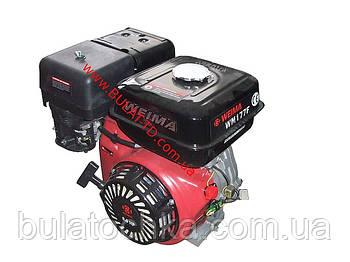 Двигун WEIMA(Вейма) WM177F-T(9л. с. бензин під шліц. 25мм)