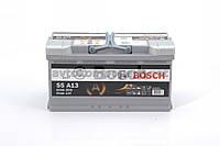 Аккумулятор   95Ah-12v BOSCH AGM (S5A13) (353x175x190),R,EN850 (арт. 0092S5A130), AHHZX