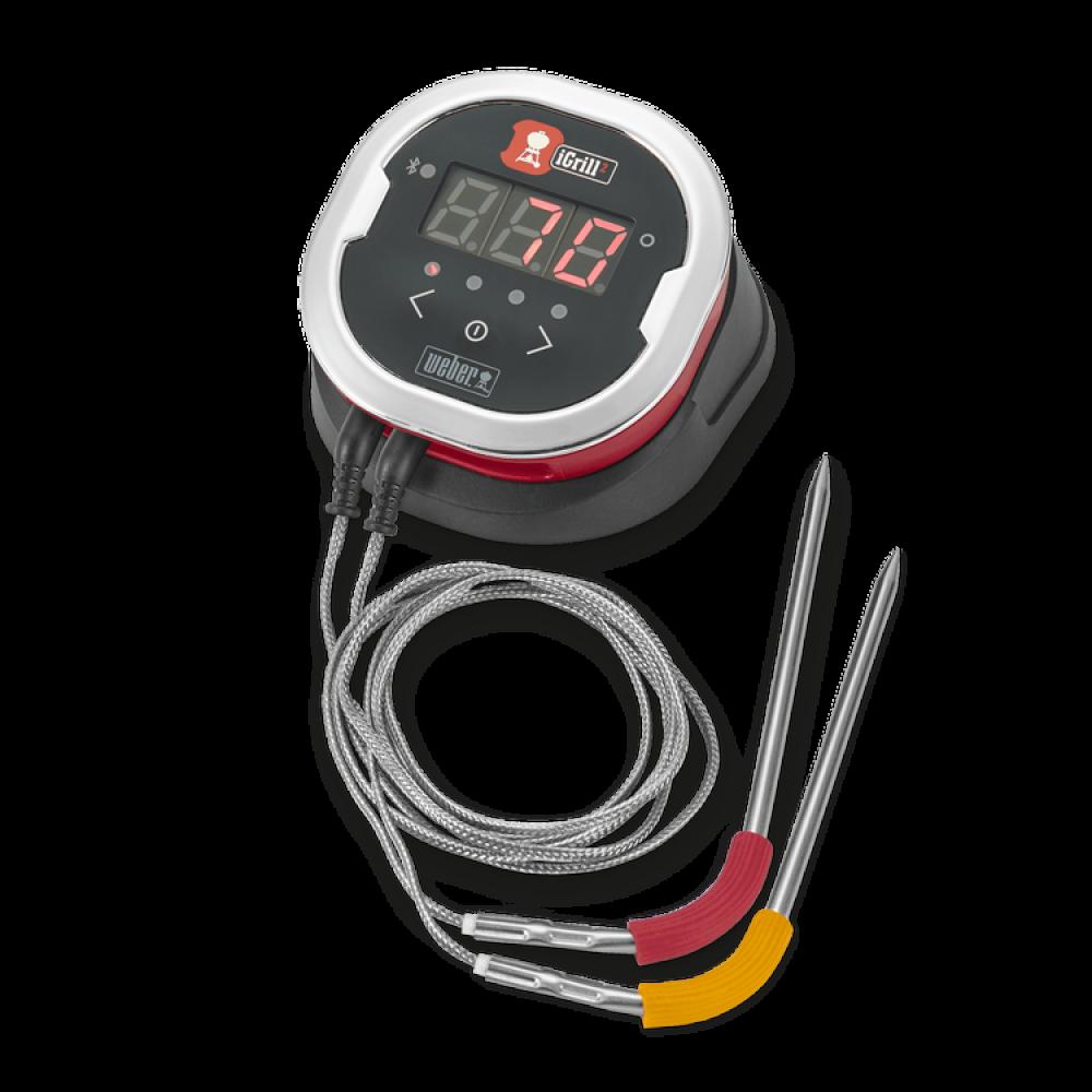 Термометр с Bluetooth WEBER 7221 iGrill 2