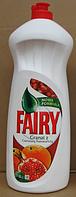 Средство для мытья посуды Fairy Granat 1 литр
