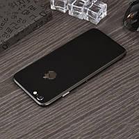 Черная наклейка JUSFYU для iPhone 6 6s