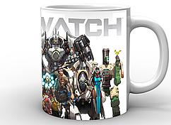 Кружка GeekLand Overwatch Овервотчпостер OW.02.001