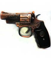 Зажигалка револьвер 3667