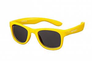 Koolsun Wave - Солнцезащитные очки (3-10 лет), цвет жёлтый