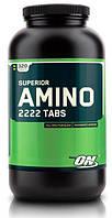 Optimum Nutrition  Amino 2222 320 шт. / 160 servings