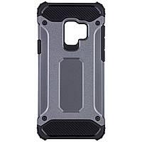 Бронированный противоударный TPU+PC чехол SPIGEN (HC) для Samsung Galaxy S9