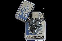 Зажигалка U.S.Industrial, бензиновая, фото 1
