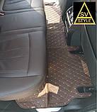 Коврики BMW X6 E71 Кожаные 3D (2008-2014), фото 5