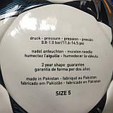 Мяч футбольный ADIDAS  FINALE KIEV COMPETITION CF1205 (размер 5), фото 7