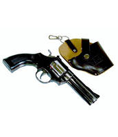 Зажигалка пистолет в кобуре 1619
