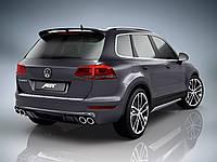 Тюнинг VW Touareg (2010-) спойлер на крышку багажника ABT стиль