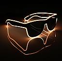 Очки NEON  прозрачные El Neon orange + Часы, фото 2