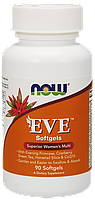 NOW  Витамины  Eve Multi Womans 90 шт. / 30 servings