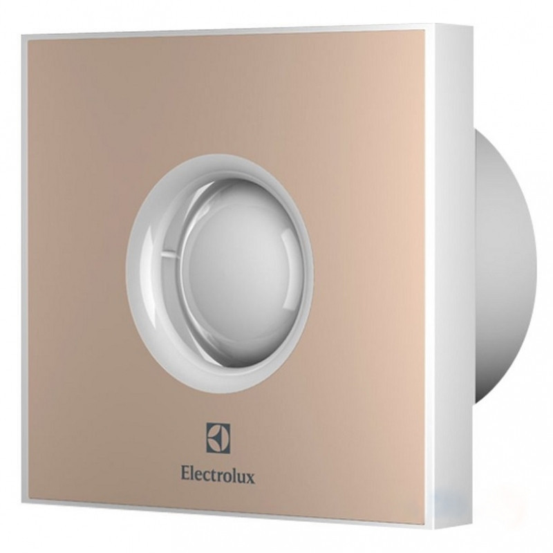 Вытяжной вентилятор Electrolux Rainbow EAFR-100TH beige
