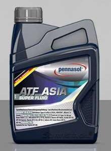 Трансмиссионное масло АКПП полусинтетика PENNASOL ATF ASIA 1L GERMANY  для Японских автомобилей