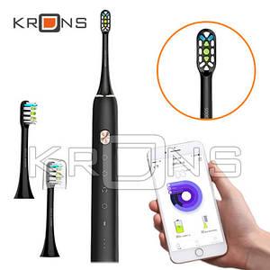 Умная звуковая зубная щетка Xiaomi Soocas X3 Soocare, черная