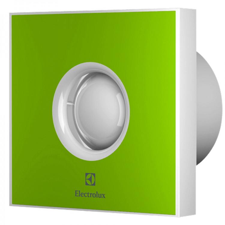 Вытяжной вентилятор Electrolux Rainbow EAFR-120 green