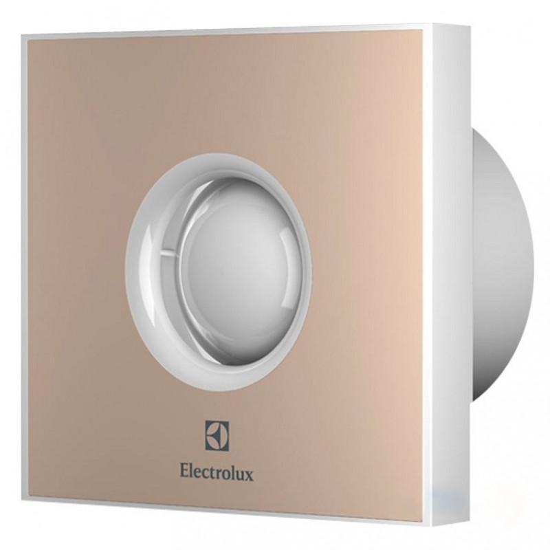 Вытяжной вентилятор Electrolux Rainbow EAFR-120T beige