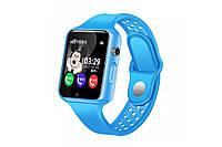 Детские умные часы Smart Baby Watch G98 GPS Black динамик,микрофон, micro sim 380 мАч, фото 3