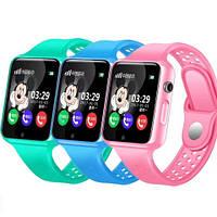 Детские умные часы Smart Baby Watch G98 GPS Black динамик,микрофон, micro sim 380 мАч, фото 5