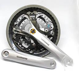 Звезда велосипедная (передняя) Shimano 28\38\48