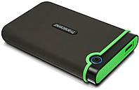 Внешний жесткий диск (USB HDD) Transcend 1 TB (2.5'') USB3.0 storjet2.5